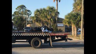 Motorcyclist hurt in Jacksonville Beach crash