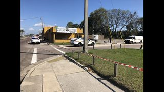 Security guard shot at Jacksonville strip club, reports say