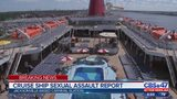 Jacksonville-based Carnival ship was scene of sexual assault, mother says