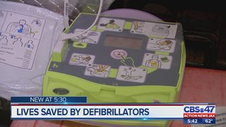Action News Jax investigation: What makes it so hard to find defibrillators in Jacksonville?