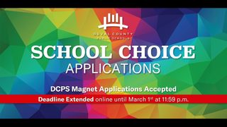 DCPS online magnet application deadline extended to March 1