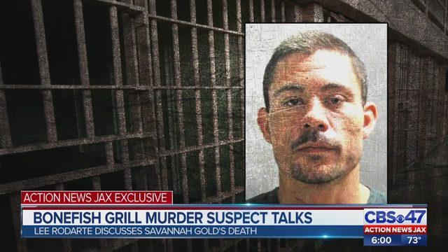 Exclusive: Mandarin Bonefish murder suspect says murder was accident |  WJAX-TV