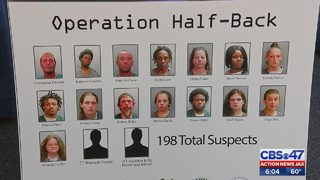 Jacksonville officers bust 200 people for food stamp fraud