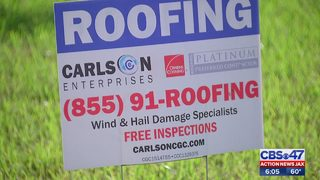 Jacksonville roofing company executives start new business after complaints