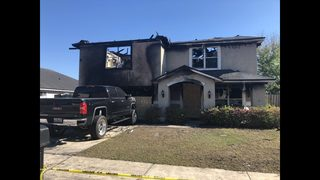 Clay County family loses everything in fire