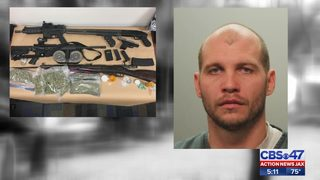 Man arrested as police crack down on drug activity in Atlantic Beach