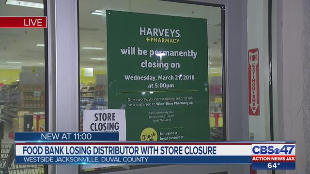Closures of Jacksonville grocery stores could create food desert | WJAX-TV