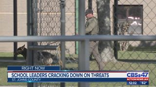 St. Johns County parents call for action after bomb threats