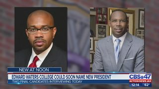 Edward Waters College could soon name new president