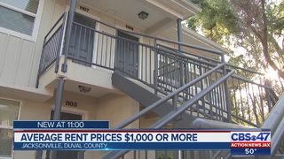 Jacksonville rent among the fastest increasing in the country