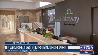 New opioid treatment program finding success