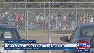 Parents demand consequences after 2nd bomb threat