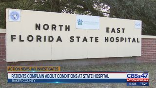 Patients claim Baker County hospital not allowing them on grounds