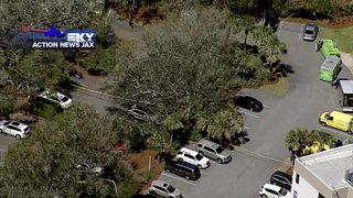 Raw video: Nassau County deputy-involved shooting scene