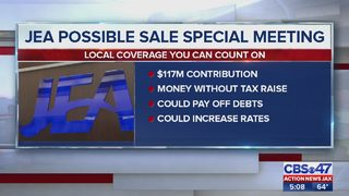 JEA possible sale special meeting
