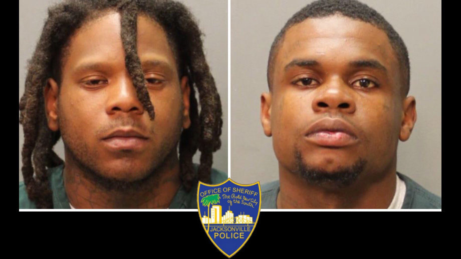 JSO arrests two with paintball guns, warns others who use