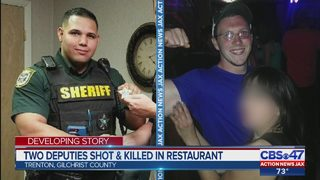 Investigators identify man who killed two Gilchrist County deputies at restaurant