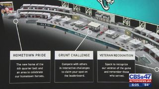 Jags fan experience upgrades