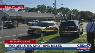 Two Gilchrist County deputies killed at restaurant, reports say