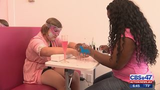 Jacksonville boutique hosts princess parties for young girls battling chronic illnesses