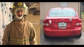This Jacksonville man wants your help finding his firefighter training gear