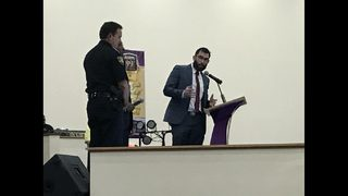 Jacksonville faith leaders grill sheriff on pedestrian tickets