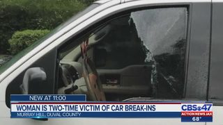 Police see more car burglaries after about 100 reported break-ins this week in Jacksonville