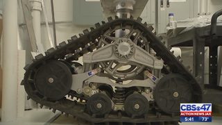 UNF team hopes Surf Rover will help researchers protect beaches