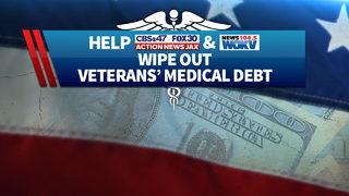 Action News Jax pays off $1 million in veterans