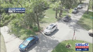 Jacksonville neighborhood says private school parents blocking homes