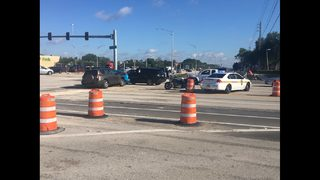 JSO officer involved in chain-reaction crash on Baymeadows Road