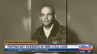 Veteran beaten to death in 1985, JSO has evidence that could help break the case