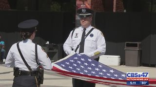 Honoring 61 JSO officers killed in the line of duty