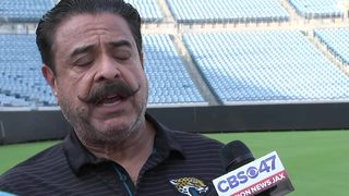 Raw interview: Jaguars owner Shad Khan