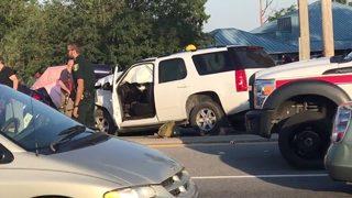 4 dead, including 2 children, in crash on Highway 17 in