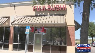 Jacksonville sushi restaurant cited for mislabeling fish, rodent droppings