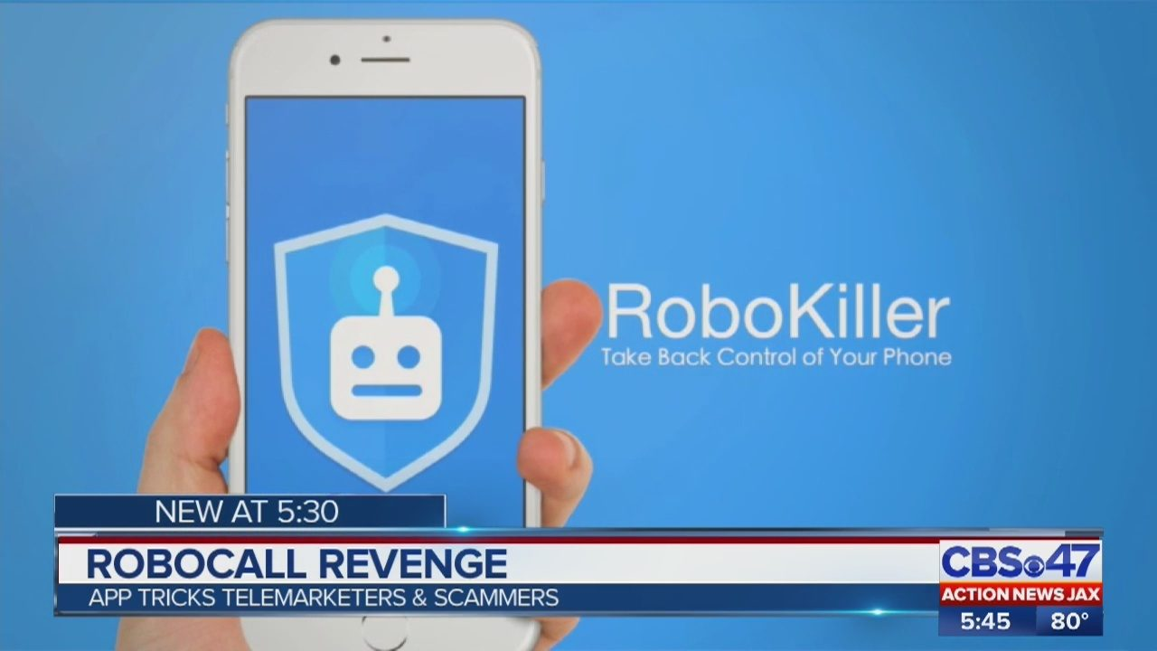 New app RoboKiller blocks robocallers and allows you to take revenge