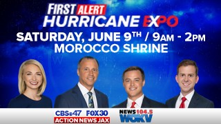 First Alert Hurricane Expo