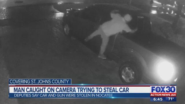 Gun, car stolen after thieves target Nocatee neighborhood