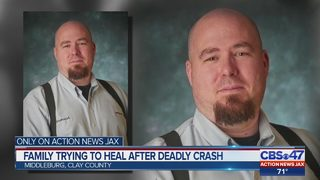 Local mom trying to take care of family after losing husband in crash on dangerous road