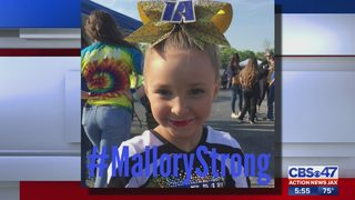#MalloryStrong: 7-year-old recovering after boat accident on Black Creek