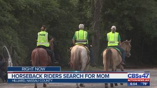 NCSO mounted search for Jolene Cummings provides no new clues