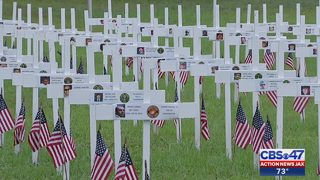 Community gathers at St. Johns County church to honor fallen military heroes