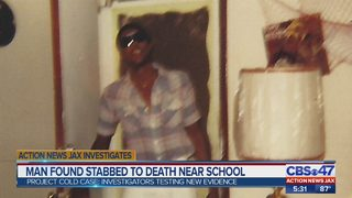 Project Cold Case: Man found stabbed to death near school