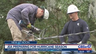 JEA preparing for hurricane season