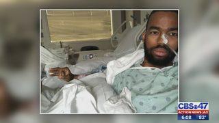 Man stabbed by stranger on Five Points sidewalk