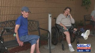 Patients being forced out of nursing home