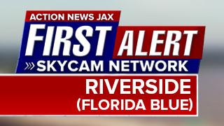 Riverside (Florida Blue) First Alert Skycam timelapse