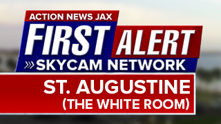 St. Augustine (The White Room) First Alert Skycam timelapse