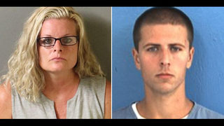 Girlfriend of inmate arrested for allegedly helping him escape